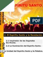 El Espíritu Santo 2