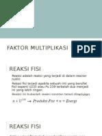 Faktor multiplikasi