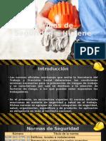 Normas de Seguridad e Higiene, Diana Aidé Campos Chan