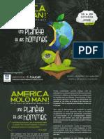 Programme 7e édition Festival Cinématographique de Saint Laurent du Maroni