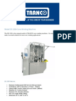 TRANCO Model SD 1036 Core-Winding Machine