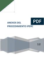 Anexos de Procedimiento Iperc