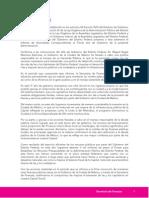 Informe 2015, Secretaría de Finanzas del DF