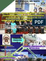 Satisfacción laboral docente y clima organizacional en departamento de enfermeria de una universidad estatal