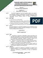 Reglamento Ptg 2015 Fimgm Unasam