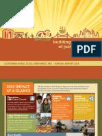 CRLA 2014 Annual Report