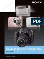 Sony Guide to Digital Photo DSCFG_Spring2007_LR1