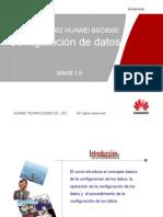 Configuración de Datos de La BSC