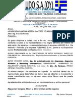 Carta Andina