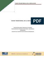 2 Modulo II Vision Educativa Transversal