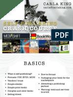 Self-Publishing Crash Course 2015