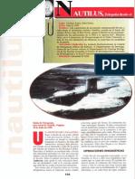 Nautilus, Telepatia Desdes El R-006 Nº097 - Mas Alla de La Ciencia - Vicufo2