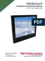Instalação do FD151CV-LP