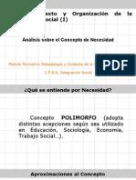 u.d 2 Contexto y Organización de la Intervención Social