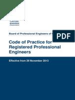 5004 Code of Practice 29 Nov 2013