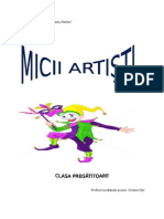 Micii Artisti