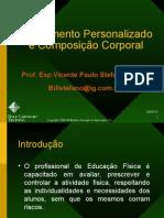 Esp. Vicente Paulo - Personal Trainer e Composição Corporal