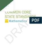 K-12 Math Standards