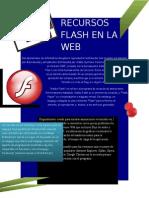 Recursos Flash en La Web Michelle Garcia