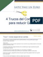 Los 4 Trucos Del Controller Financiero Para Reducir Gastos