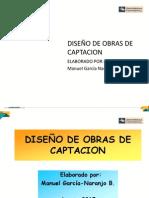 Semana 2 - Diseño de Obras de Captación - U. Continental
