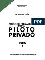 Curso Piloto Privado RACE Tomo 1