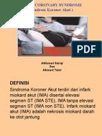 Sindrome Coronary Akut Gadar 2.
