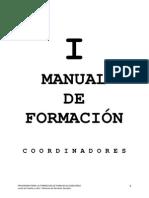 Manual de Formacion de Coordinadores 1 Parte Presentacion