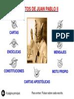 Escritos de Juan Pablo II