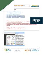 A/L GIT html view