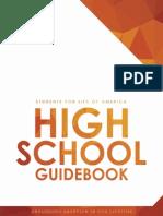 High School Guidebook 2015