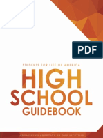 High School Guidebook 2015