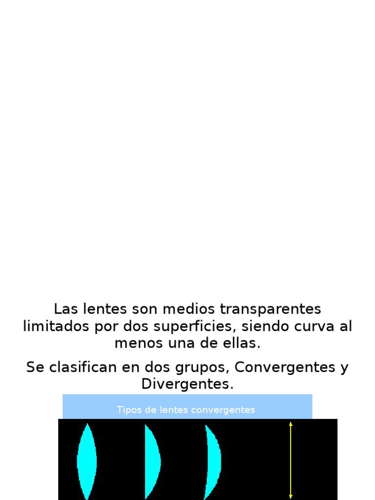 a2cf006b80 La luz - lentes