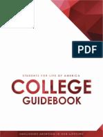 College Guidebook 2015