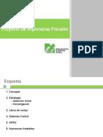 Proyecto de Impresoras Fiscales - DGII