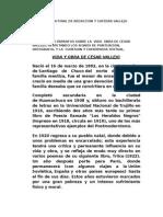 Evaluacion Final de Redaccion y Catedra Vallejo