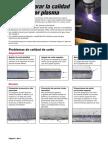 Como Mejorar La Calidad de Corte Plasma Hypertherm
