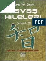 Harro Von Senger - Savaş Hileleri Strategemler 3