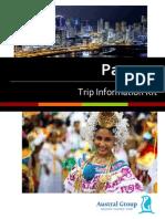 panama info kit