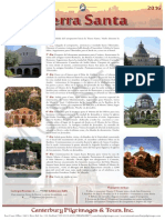 Tierra Santa | Canterbury Pilgrimages