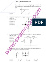 GATE Electrical Engineering 2003