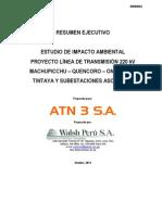 RESUMEN EJECUTIVO LT220 kV.pdf