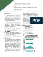 PRACTICA N° 5. ACTIVIDAD MANUFACTURERA Y LOS IMPACTOS AMBIENTALES Comedor UNAs