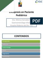 Clase Dra. González_encopresis 2014