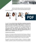 Ley General Del Equilibrio Ecológico y La Protección Al Ambiente.