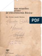 SOLUCIONARIO DE ELECTROTECNIA