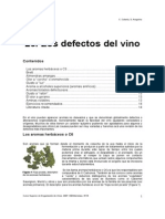 Los Defectos Del Vino