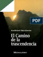 El Camino de la trascendencia - Karlfried Dürckheim