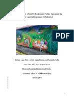 TES8 Public SpacesFinal Report 2014 (1)