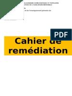 Remédiation cahier.doc